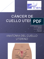 PREVENCION SECUNDARIA Y CANCER DE CUELLO UTERINO.ppt