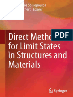 Direct Methods for Limit States in Structures, [Franck Pastor, Joseph Pastor, Djimedo Kondo (Auth.), Konstantinos Spiliopoulos, Dieter Weichert (Eds.)]