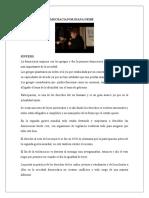 Historia de La Democracia Por Diana Uribe