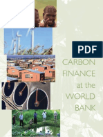 CARBON FINANCE at the WORLD BANK