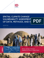 [Sherbini 2014] Spatial Climate Change Vulnerability Assessments