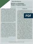 La esencia y la Existencia Santo Tomas y Francisco Suarez.pdf