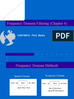 Frequency Domain Filtering