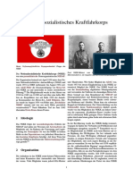 Nationalsozialistisches Kraftfahrkorps
