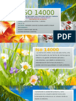 Trabajo de ISO 14000