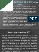 Sistema Eléctrico de Potencia (SEP)
