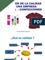 Gestion de La Calidad en Una Empresa Textil y Confecciones11