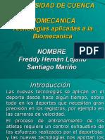 aplicaciones tecnologicas biomecanica