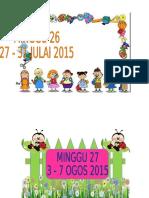 MINGGUAN 2015 SKTB