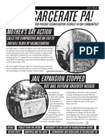 Decarcerate PA newsletter, spring 2016