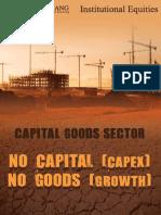 Capital Goods Sector - 27 Jan 2012