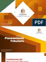 Planeamiento Tributario JUNIO 2016