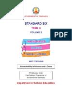 Std06 EM Maths tamil Nadu Sem2