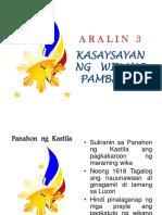 101640666 Aralin 3 Kasaysayan Ng Wikang Pambansa