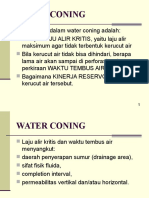 Kuliah 11 Water Coning