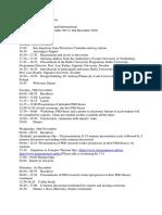Baltic University Programme Conference