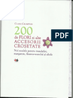 200 Modele de Crosetat
