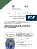 Az EMF egyensúlyt teremtő technika
