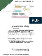 14703 Material Handling