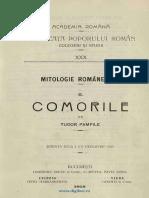 Tudor Pamfilie - Comorile