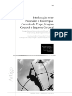 Paim e Kruel - Interlocução Entre Psicanalise e Fisioterapia