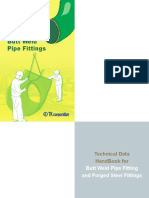 Technical Data Handbook of Carbon steel fittings