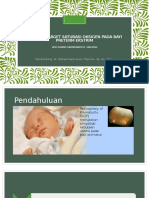 Yohanes CW_PRESENTASI ANES-Kisaran Target Saturasi Oksigen Pada Bayi Preterm Ekstrim.pptx