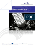 Snapshot Energy Efficiency in India