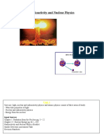 Radioactive Physics -Research paper
