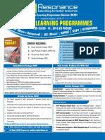 DLPD Information Leaflet YCCP 2016