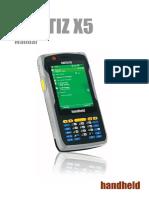 Nautiz x5 User Manual