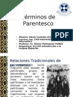 Términos de Parentesco - Familia Mapuche