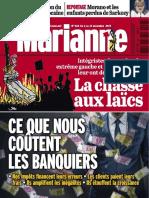 Marianne No.968 - 6 Au 12 Novembre 2015