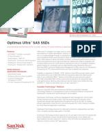 Sandisk Optimus Ultra Sas Ssds Datasheet