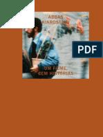 Catálogo - Abbas Kiarostami