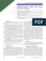 Presentation of a Modified Method of Vestibuloplasty With an Early Prosthetic Loading
