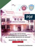 Manual do Aluno-a-Oficial PM (2008)