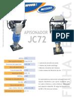 Apisonador JC72
