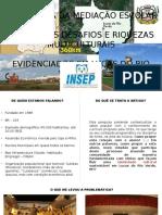 A Proposta Da Mediação Escolar Diante Dos Desafios e Riquezas Multiculturais Evidenciados Em Lucas Do Rio Verde, MT