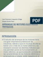 Arranque de Motores Eléctricos Trifásicos
