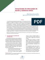 Acuerdos Internacionales de Intercambio de Información y Asistencia Mutua - Escalona Ruiz