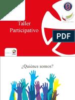 Taller Partcipativo realizado a Teletón Coquimbo (2016)