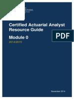 Module 0 Resource Guide2014 Editionv6