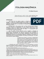 MITOLOGIA MAÇÔNICA