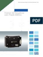 WEG Cvw300 Inversor de Frequencia 50041420 Catalogo Portugues Br