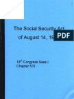 Social Security Act, Form #06.037