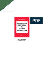 Jurisprudencia Administrativa - Galo Pico Mantilla