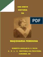 MAÇONARIA FEMININA