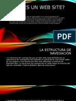 Web Site y Portal