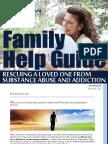 Narconon Family Addiction Help Guide